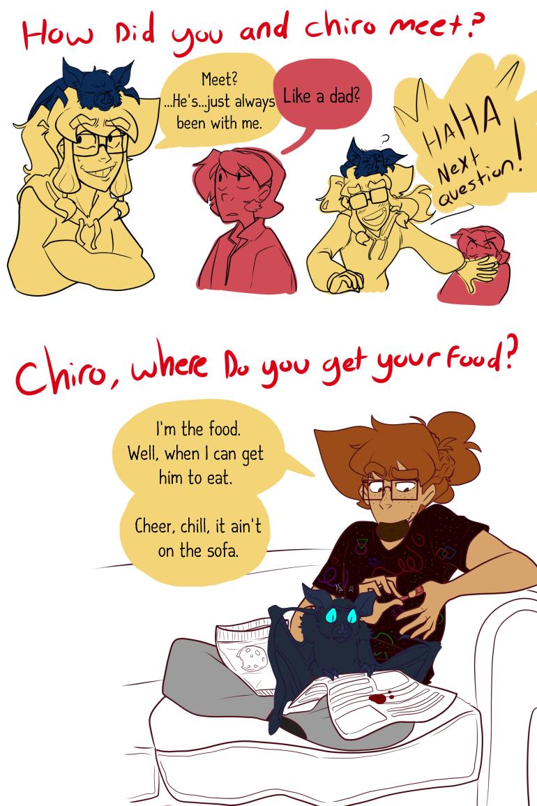 QandA Lave and Chiro